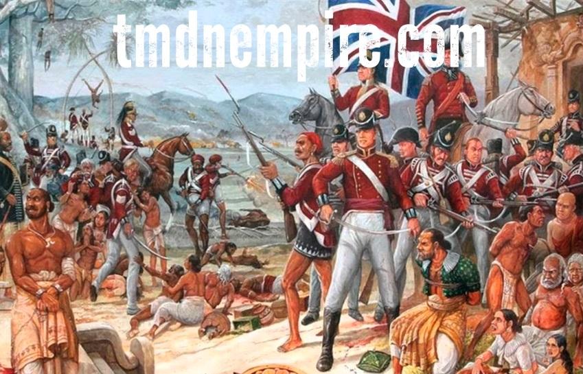 Ambisi Besar Kerajaan Inggris