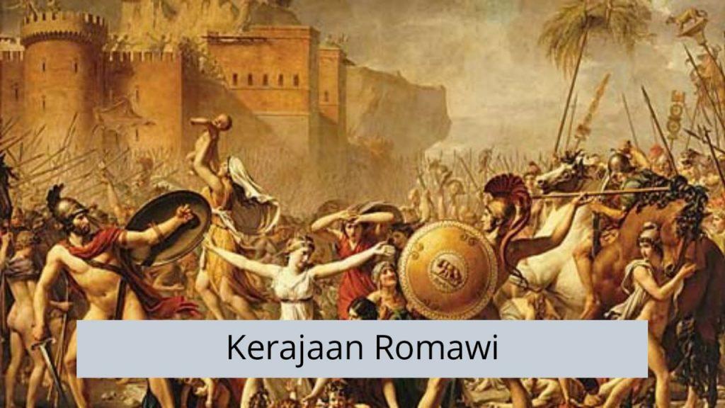 kerajaan romawi