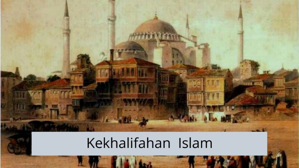 kekhalifahan islam