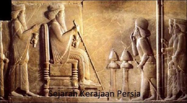 Kekaisaran Akhemeniyah/Persia Pertama (550 – 330 SM)