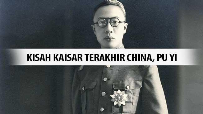 Kisah Kaisar Terakhir China, Aising Gioro Pu Yi