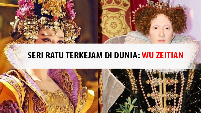 Seri Ratu Terkejam di Dunia: Wu Zeitian