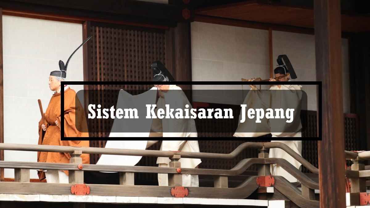 Sistem Kekaisaran Jepang